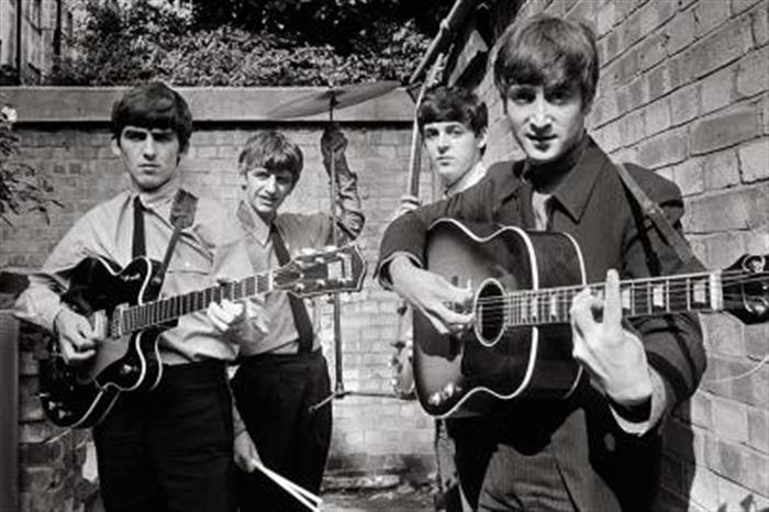 The Beatles, London, 1963