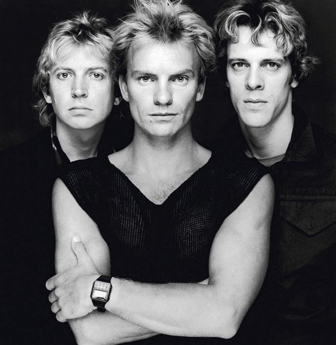 The Police  ,Sting