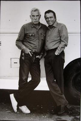 Lee Marvin and...