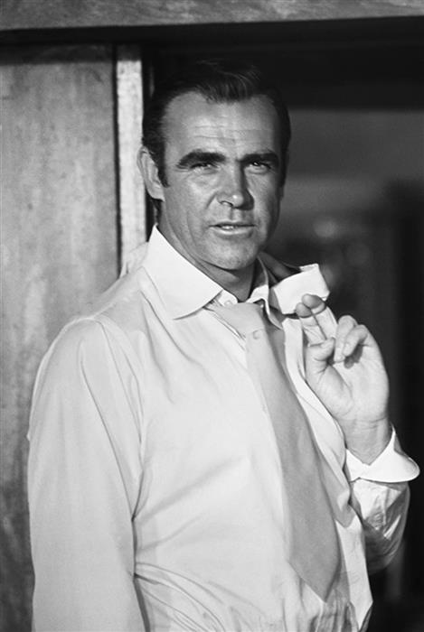 Saen Connery Diamonds Are Forever