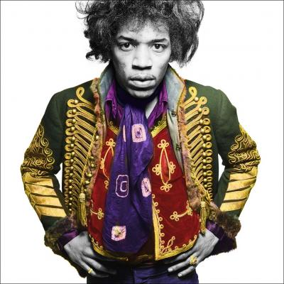Jimi Hendrix in Colour