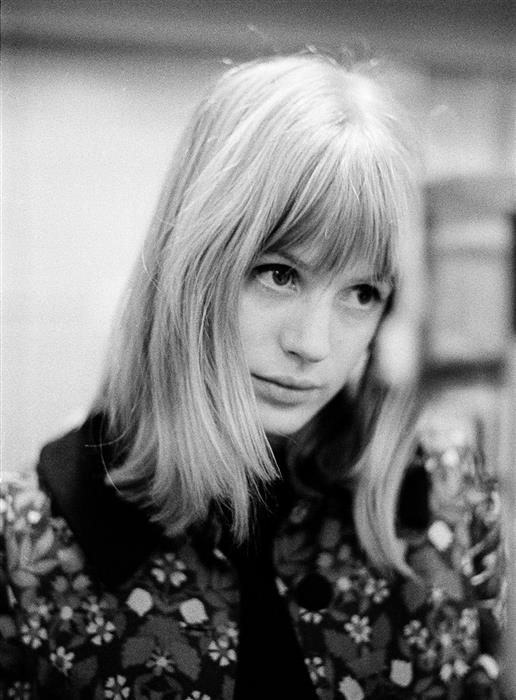 Marianne Faithfull Portrait